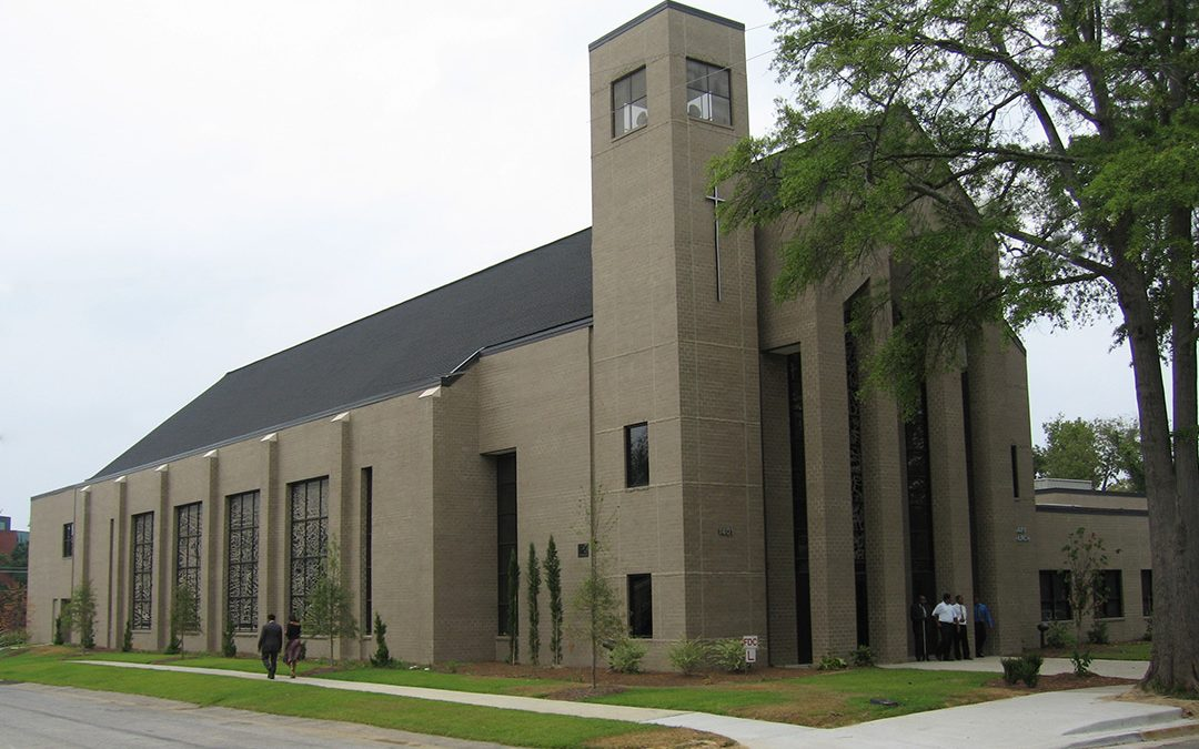 First Calvary Baptist Church